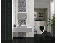 Керамическая плитка - Коллекция Черный и Белый