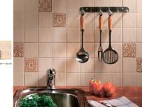 Керамическая плитка для кухни - Коллекция Кантри