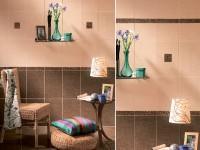 Керамическая плитка -  Коллекция Карпет