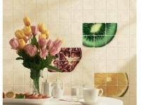 Керамическая плитка для кухни - Коллекция Коктейль