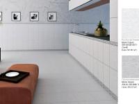 Керамическая плитка -  Коллекция Шелк