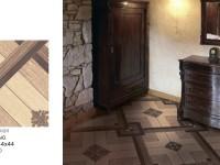 Напольная керамическая плитка - Коллекция Тассели