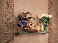 Керамическая плитка -  Коллекция Травертино