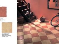 Напольная керамическая плитка - Коллекция ВикингБраун