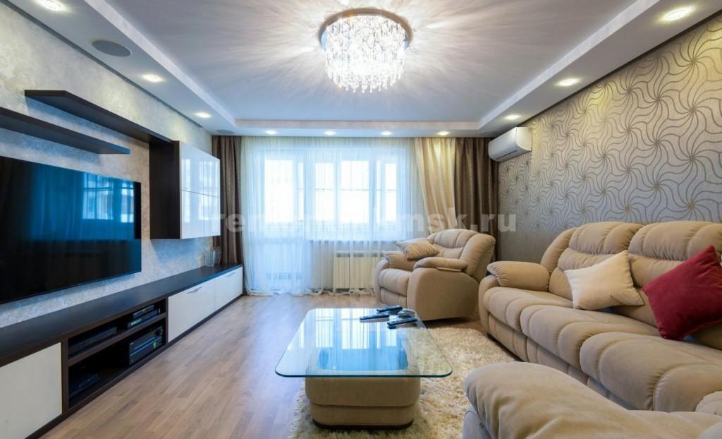 Элитный (эксклюзивный) ремонт 2-х комнатной квартиры